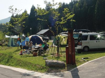 岩屋オートキャンプ