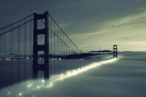 Kattelo Slide Show - San Francisco Golden Gate Bridge at Night