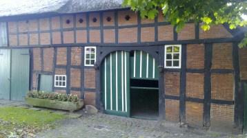Dieses Bauernhaus befindet sich im Ortskern Seehausens.