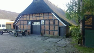 Altes Fachwerkbauernhaus