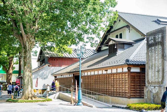 坂東市観光交流センター「秀緑」