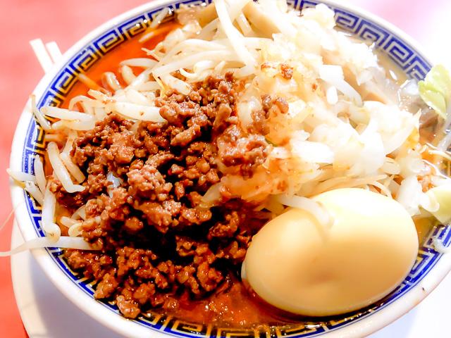明神角ふじの魂麺