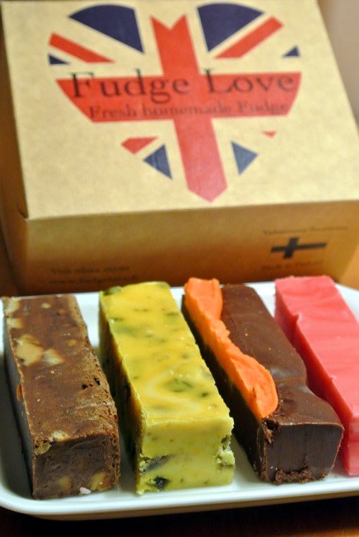 fudge love toffeeta