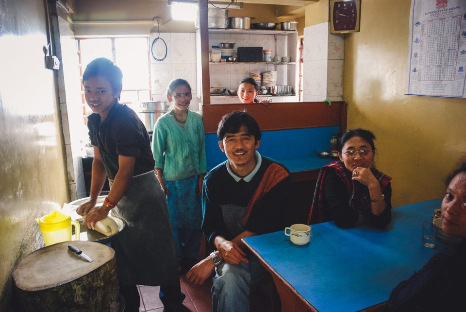 ristorante darjeeling