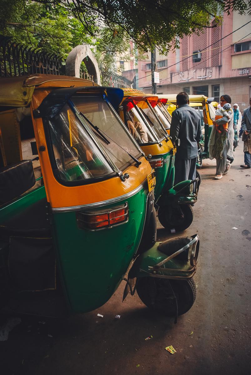 riksh? a delhi