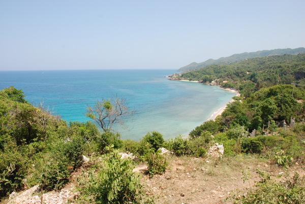 Spiaggia a Labadie