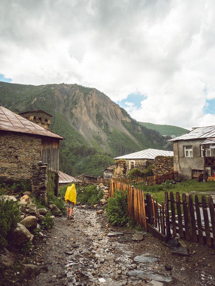 trekking georgia