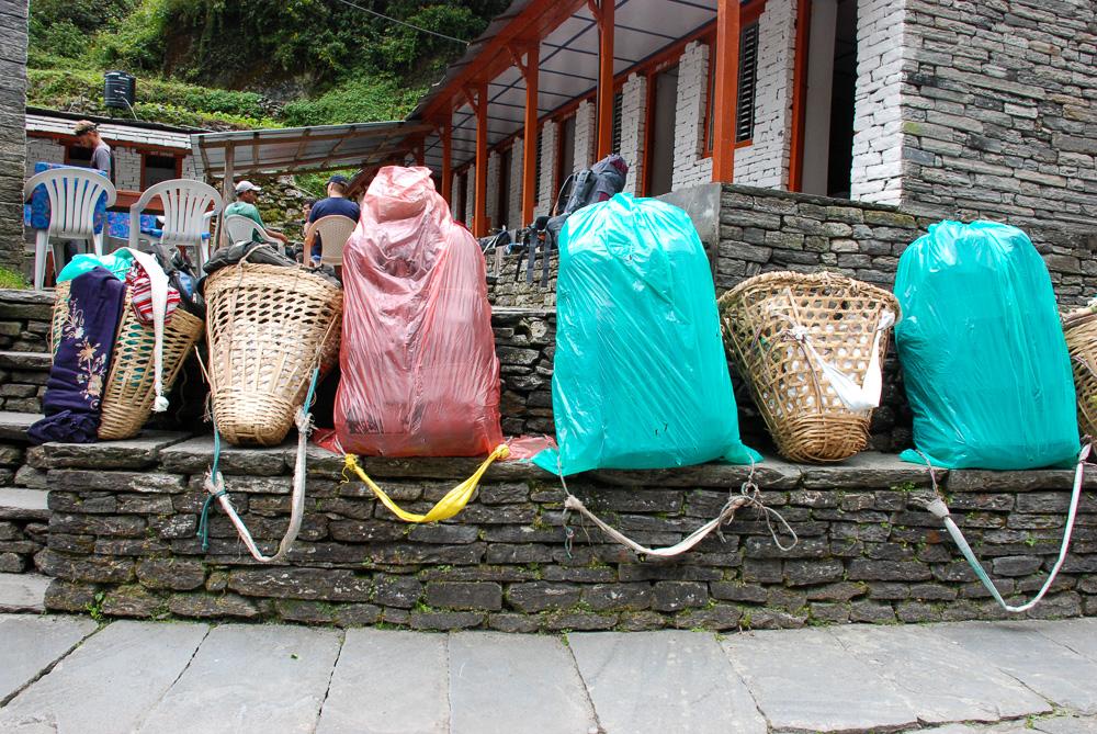 nepal porters