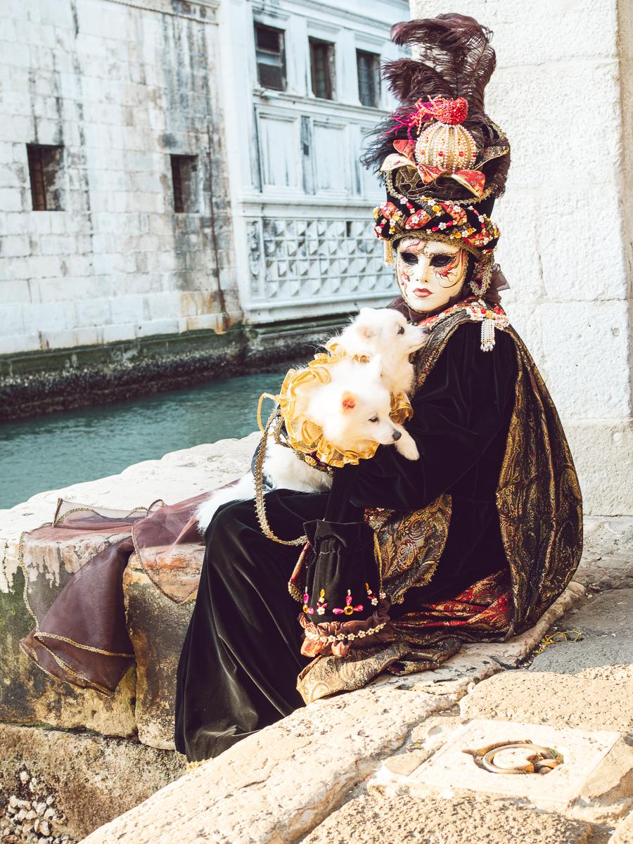 history of carnival in venice