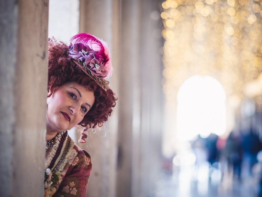 venice carnival photographer