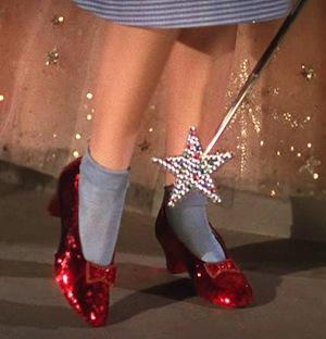 ruby red slippers Archives - Kathleen VarnKathleen Varn