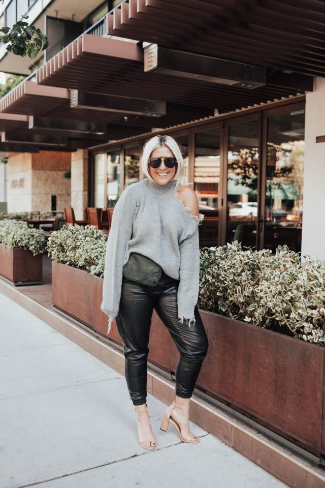 Best Pull On Pants, Spanx Joggers, KatWalkSF, Nobu Hotel, Lululemon Belt Bag