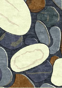 Beach Stones Rug By Katy Allgeyer