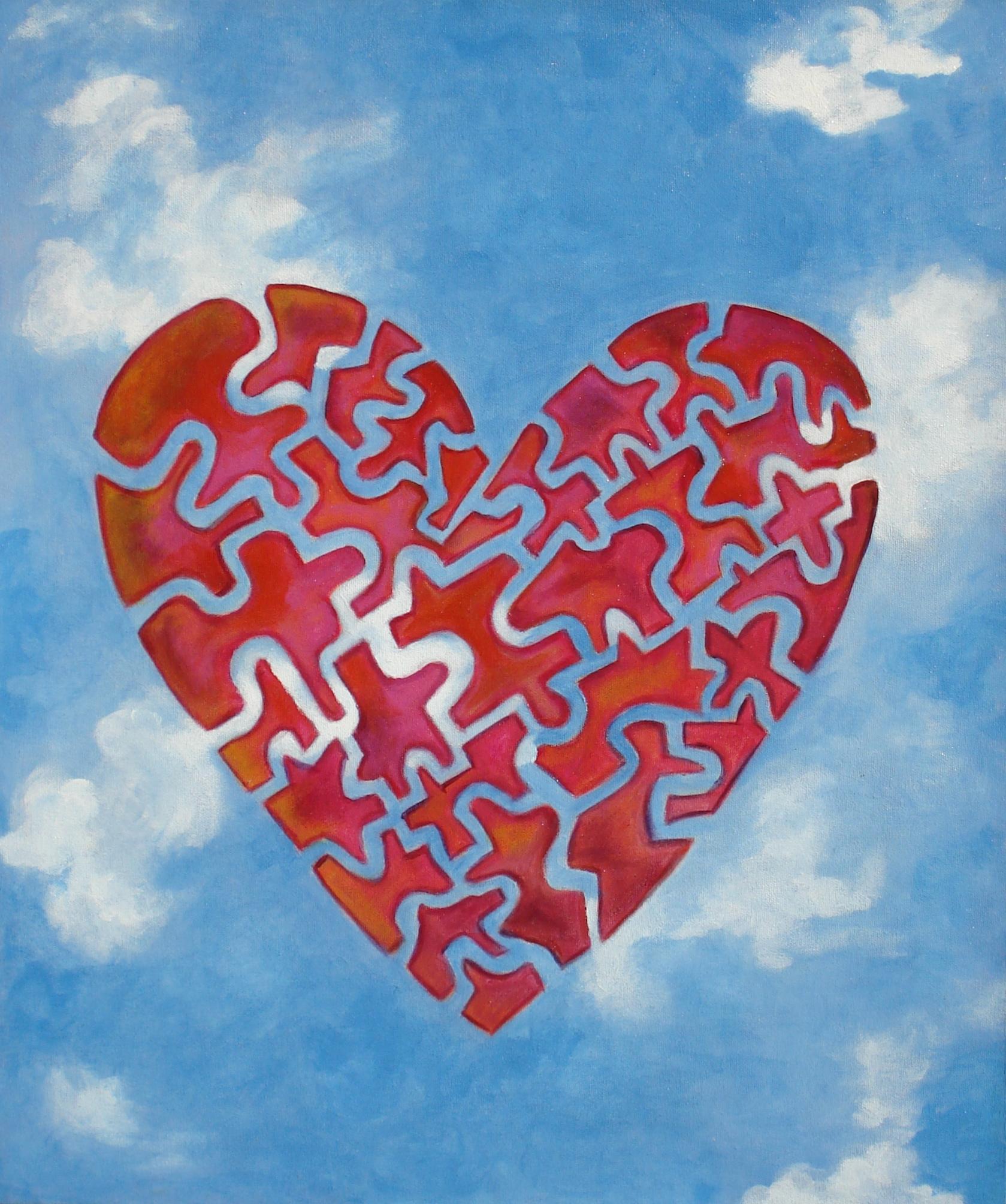Love Puzzle   (c) Katy Allgeyer