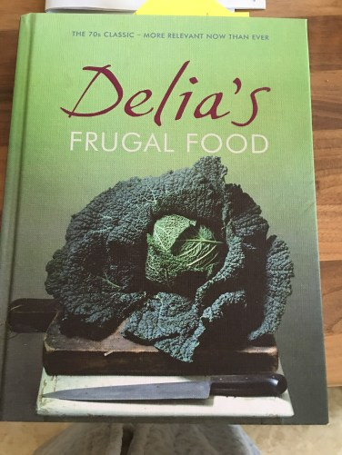 Delia's photo-less Frugal Food