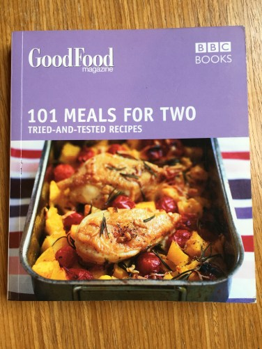 The Good Food 101 Meals for Two Book