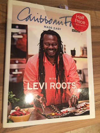 Levi Roots Caribbean Food made Easy