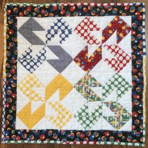 Jack in the Box Quilt