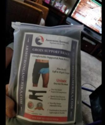 Hip Stabilizer Support Strap photo review