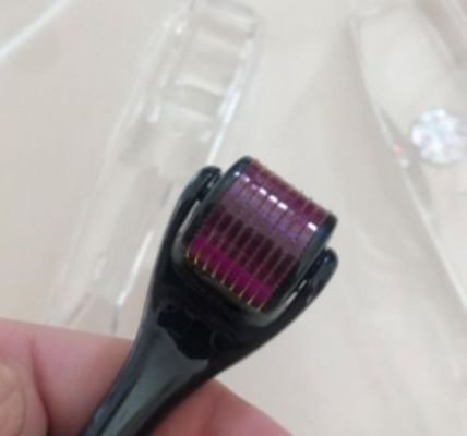 Titanium Needle Roller For Hair Growth photo review