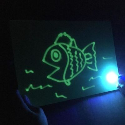 Led Light Drawing Board For Kids photo review
