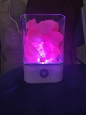 Himalayan Salt Led Lamp Air Purifier photo review
