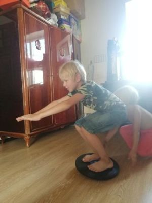 Fitness Balance Board For Home Exercise photo review