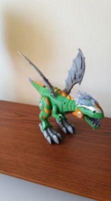 Fire Breathing Robotic Dragon photo review