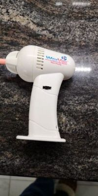 Cordless Ear Wax Remover Cleaning Tool photo review
