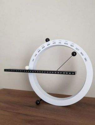 Nordical - Nordic Style Perpetual Magnetic Calendar photo review