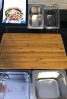 Bamboo Cutting Board photo review