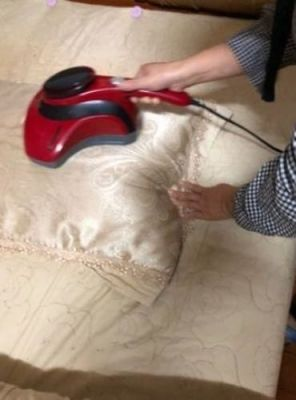 Powerful Anti-Mite Vacuum Cleaner photo review