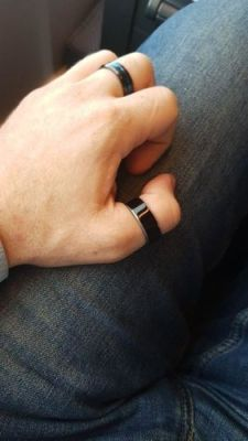 Smart Bluetooth Smart Ring Bluetooth Android Tech Ring Tracker R3 For Iphone photo review