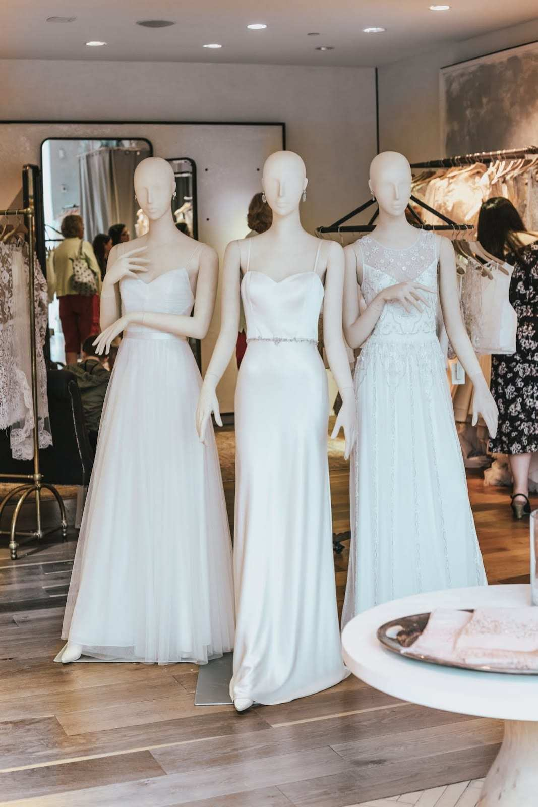 934aaa1d2623 8 Tips for Stress-Free Wedding Dress Shopping - Katy Dee & Co