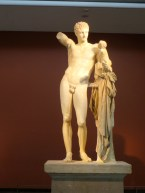 Hermes and Bacchus