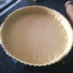 Easy shortcrust pastry