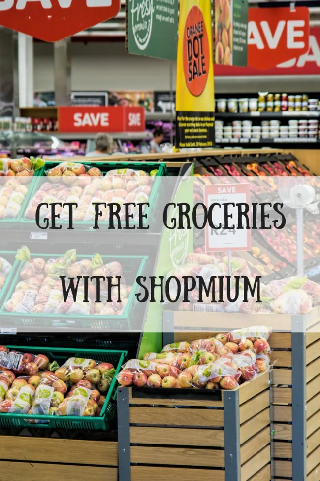 Get free groceries with Shopmium. Save money, get discounted and free items from the supermarket and bring your food bill down. Frugal food, discounted food, shopping apps