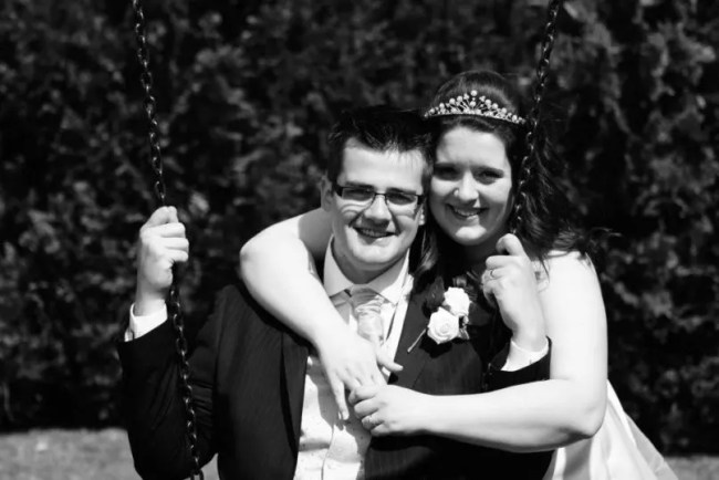 Katykicker - Our wedding day