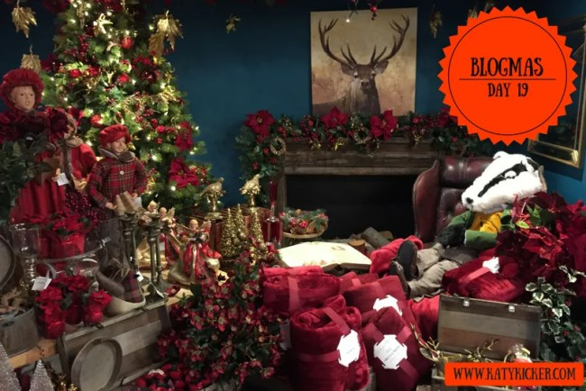 #Blogmas Day 19 - Least favourite things about Christmas