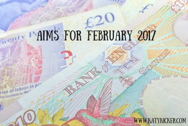 Aims for February 2017