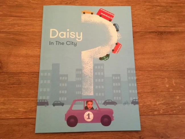 HeyWow Books - Daisy in the City