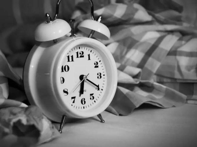 5 ways that I try to get myself a good nights sleep
