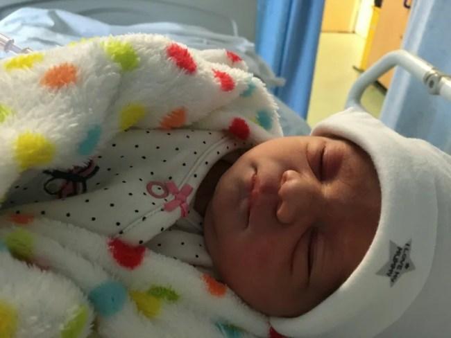 My birth experience - Daisy made it!