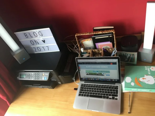 My work from home must haves