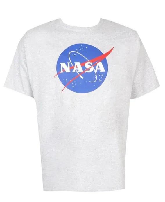 boohooMAN Big & tall - NASA T-shirt