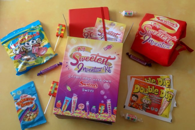Celebrate 90 years of Swizzels and share your sweetest invention