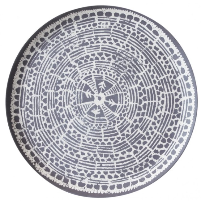Great gifts for the foodie in your life - Mandala Indigo Bamboo Plates