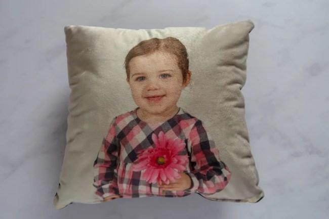 CanvasChamp Photo Pillow