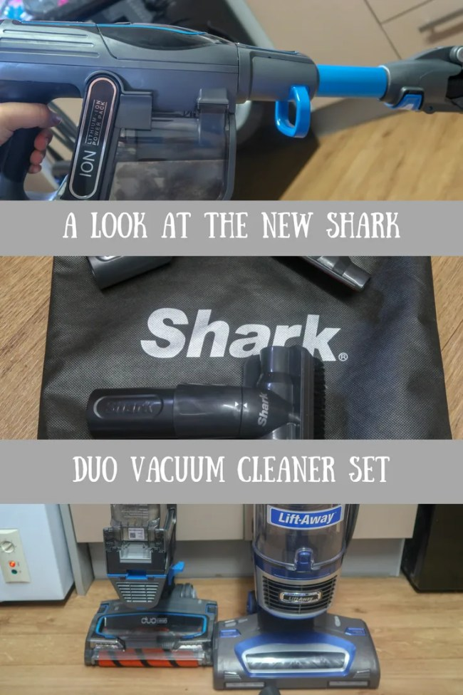 (AD) Read my review of the Shark NV601IF200UK dual set of vacuum cleaners. Lift Away and Duoclean vacuums. #Shark #Sharkvacuum #vacuumcleaner #cleaning #housework
