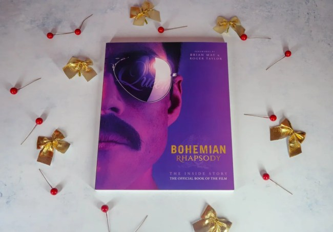 2018 Christmas Gift Guide for Parents Bohemian Rhapsody